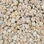 Pebbles, Landscaping