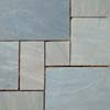 Autumn Grey (Kandla Grey Sandstone) Handcut paving