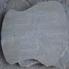 Autumn Grey (Sandstone) Stepping Stone