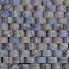 Forest Brown and Green mosaic tiles